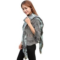 bali design - New Design Women Bali Yarn Gauze Scarf Gauze Keep Warm Scarf O21