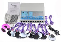 Wholesale TM Weight Loss ems muscle stimulator Electrostimulation Machine Russian Waves ems Electric Muscle Stimulator