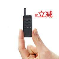 Wholesale Super mini radio walkie talkie M2 CHS uhf transceiver mhz ham radio handheld two way radio Motorola icom yaesu hyt cb radio quality