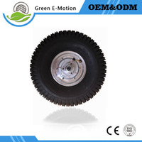 Wholesale Powerful inch electric wheel motor v w w w hub motor electric bike bicycle karting motor