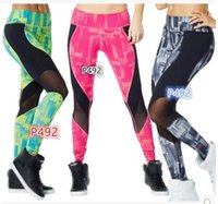 Wholesale Women dance clothes Yoga fitness sports Camouflage knitted female Yoga Pants Fitness Pants