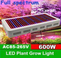 Wholesale 594 LED V Full Spectrum Hydroponic Grow Light Plant Grow Light led grow growth lights w Red Blue