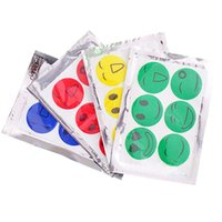 Wholesale 30000 Pack Smile Anti Mosquito Repellent Stickers Healthy Harmless Summer Baby Mosquito Patch Outdoor