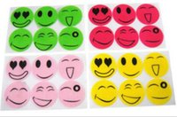 best face packs - best price hot Anti Mosquito Repellent Sticker Patch Citronella Mosquito Killer Smiling Face Drive Midge Pack D750