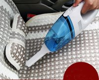 high power vacuum - Portable Super Suction Mini V super high power wet and dry Handheld car vacuum cleaner