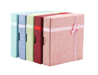 assorted bangles - Cardboard Assorted Colors Jewelry Sets Display Bangle Packaging Paper Bracelets Boxes Gift Box