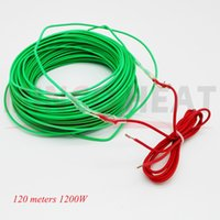 Wholesale High Quality m W Greenhouse Heating Cable For Vegetables and Fruits Seedling