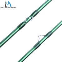 Wholesale Maximumcatch Fly Fishing Rod FT WT Full well Fast Action With Cordura Tube Carbon Fly Rod