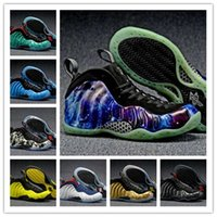 Wholesale With Box Drop shipping Cheap New mens basketball shoes Sneakers Women Anfernee Hardaway Galaxy shoes Penny lighted sports shoe for men