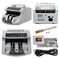 bank bill counter - Money Counting Machine Counterfeit Detector Bill Counter UV MG Cash Bank