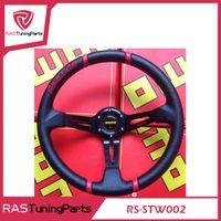 35-40cm abs drift - 2015 Hot sale Steering Wheel mm MOMO Deep Corn Drifting Steering Wheel