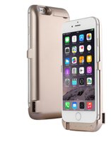 apple uk iphone case - 10000mah phone battery case for iphone inch External Battery Phone Charger portable charger outdoor activities Gold Black