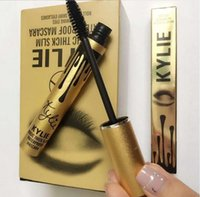 Wholesale Kylie gold packaging does not blooming mascara water does not fade lasting