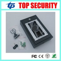 Wholesale Fingerprint access control F18 protect box good quality metal protect cover safety housing protective cover box