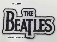 beatles logos - The Beatles Iron on embroidery patch embroidery patches logo embroidery patches embroidery patches for clothing custom embroidery patches