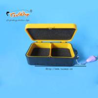 Cheap Fishing live bait box Fishing Tackle Boxes Fly fishing Box spinner box bait minnow Popper fishing tool