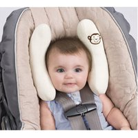Wholesale Kids Pillows New Design Children Safety Seat Neck Pillow For Baby High Quality Head Protection Pillow