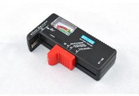 aa battery tests - BT168 BT Universal Battery Tester Checker Load Test Volt Checker for AA AAA C D V Button Cell