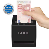 Wholesale EC310A fake currency detector fake currency detector machine Successfully tested in ECB counterfeit notes can be detected for Euro