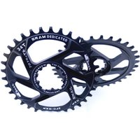 Wholesale SNAIL Ultralight BCD T A7075 Alloy MTB Bike Bicycle Narrow Wide Chainring Chainwheel Cycle sram X9 XO X01 XX1 T crankset