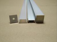 aluminium u channel - Nice cm LED aluminium profile U channel for mm Waterproof led rigid strip Bar Light