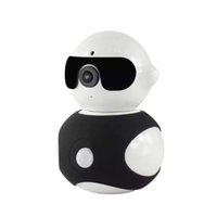 Wholesale New Arrival H911 Robet WiFi IP Camera P HD Smart Home Security Wireless Wifi Alarm Devices
