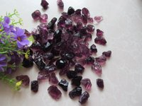 artificial quartz stone - Artificial purple crystal quartz crstal ore energy stone feng shui stone decoration