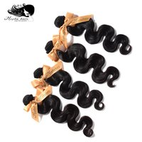 Wholesale A Grade Unprocessed quot quot Mix Or Mocha Hair Brazilian Virgin Hair Body Wave Virgin Human Hair Wefts