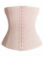Wholesale CONGJIE Women s waist Tummy shaping waist postpartum weight loss corset belt