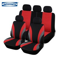Wholesale AUTOYOUTH Classics Car Seat Cover Universal Fit Most Brand Car Covers Color Car Seat Protector Car Styling Seat Covers