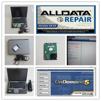 car diagnostic computer - new alldata and mitchell demand with laptop d630 for car and heavy truck diagnostic software computer g hdd tb