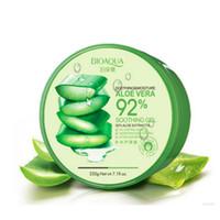 Wholesale New Fashion Natural Fresh Cool Moisturiser Kill Bacteria Soothe The Skin Aloe Vera Gel top quality