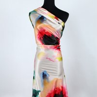 Wholesale Width cm Real Silk Satin Fabrics Ladies Mulberry Silk Fabrics Sewing Shirt Skirts pants dress and nightgown