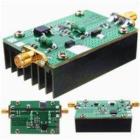Wholesale 500MHZ HF FM VHF UHF RF Power Amplifier With Heatsink For Ham Radio DBP_12S