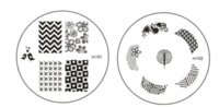 Wholesale Nail Art template per Set Stamping Nail Art M series DIY stamping Nail Art template