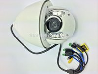 audio compression - Security camera Auto Tracking PTZ IP Camera outdoor Pcctv camera with SD support Audio Compression