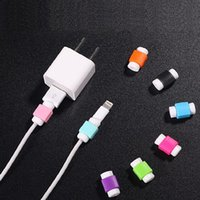 Wholesale Hot Sale Fashion USB Charging Cable Silicone Saver Protector Headset Earphone Wire Cord Protective Universal MT