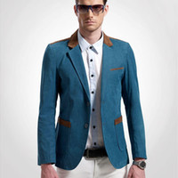 Wholesale Hot sale High Quality New Coming Causal Men Blazers Single Breasted England Fashion blazers Suits For Men Plus Size XL
