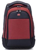 Wholesale Fashion Swiss Large Pocket Bag men s backpack Saber bag Laptop bag Commercial Sport College backpack