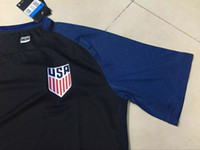 Wholesale big and tall size jersey team USA away black jersey size xxl xxxl xxxxl size xl xl xl
