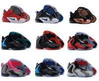 Cheap 2016 Air Penny mens Shoes original Penny Hardaway Basketball Shoes Max Cushion Sport Sneaker AIR PENNY 6 Boots cheap online