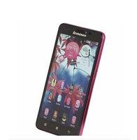 D'origine Lenovo S850T 16GB ROM + 1 Go de RAM 5.0 pouces Android 4.4 SmartPhone MTK6582 Quad Core 1.3GHz GSM Dual SIM 13MP Caméra
