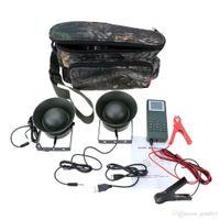 Wholesale Outdoor Hunting Bird Caller MP3 Player Speaker W Amplifier dB Birds Sound Decoy Device Protable Amplifier Loudspeaker