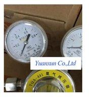 ammonia pressure gauge - YA441 ammonia reducer gauge stainless steel pressure reducer