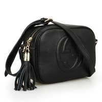 Wholesale Hot Selling Girls Ladies Mini Bag with Tassels Pendant Round Bag Fashion Leisure Quilting Bag Girls Casaul PU Handbags Color