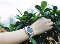 Wholesale lady smart watchheart rate monitorpedometerditancecalorieswoman calendareal timeheartr ateandaiidayheartrateuser infonotefaqsportsleepmonito