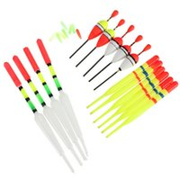 assorted bobbers - Set Assorted Sizes Plastic Vertical Buoy Fishing Lure Floats Bobbers Slip Drift Tube Indicator