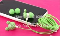 Wholesale New Cartoon Mickey Mouse Earphone In ear Color mm Plug