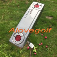 Wholesale New golf putter Newport putter with g weights removable top quality golf clubs