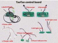 Wholesale DHL shipping a set of taotao control board mother board scooter accessory for inch wheels electric scooter